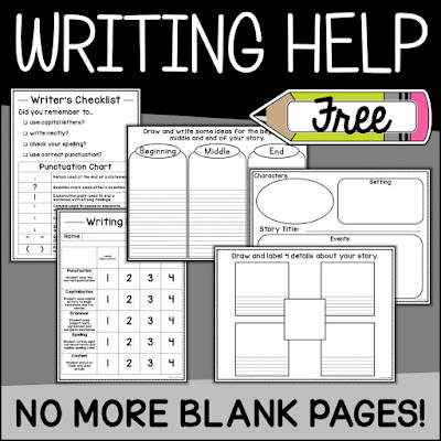 Cover image for Writing Help Freebie