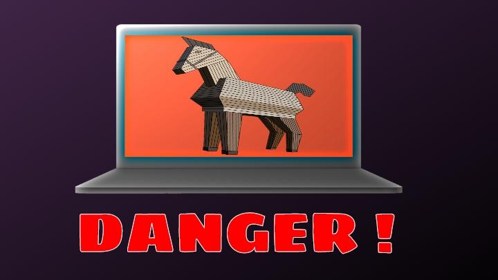 Tentang bahaya trojan horse