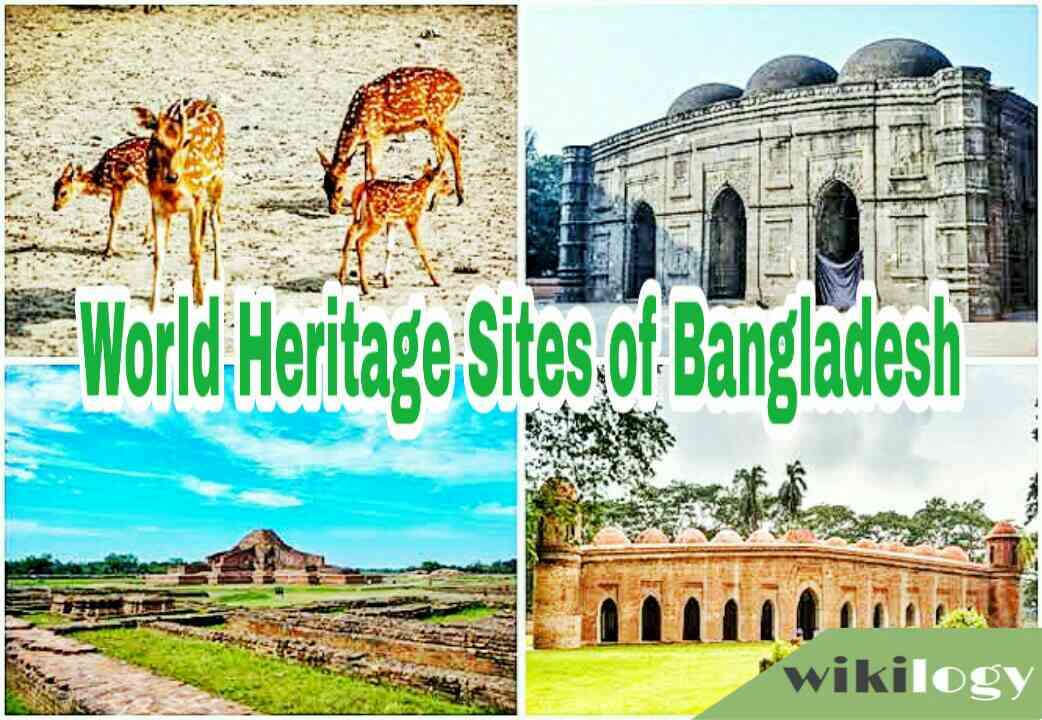 World Heritage Sites in Bangladesh Paragraph