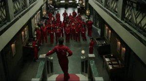 """Money Heist Season 1 Episode 6: """"La cálida Guerra Fría"""" or """"The Hot Cold War."""""""
