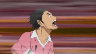 ハイキュー!! アニメ 2期 | 和久谷南高校 花山一雅 Hanayama Kazumasa | HAIKYU!! Wakutani Minami High