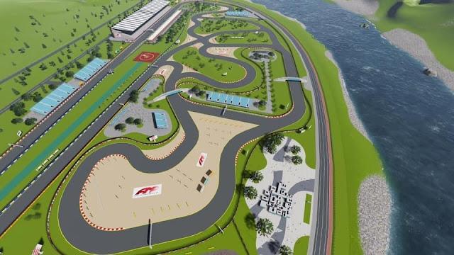 Formula One Track in Albania?