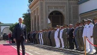 قيس سعيد يشرف على إحياء ذكرى إنبعاث الجيش الوطني