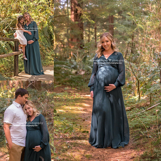 Maternity and family photography, Eugene OR photographer