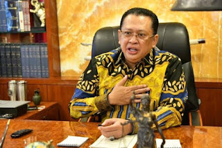 Ketua MPR RI Apresiasi Kinerja Polres Jakarta Barat Bongkar PenimbunanObat Covid-19.