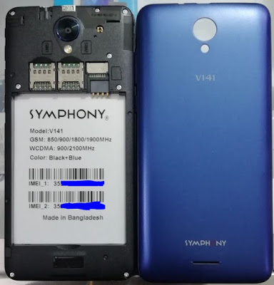 Flash File Symphony V141 MTK6580 Android 8 1 Hang Logo Lcd