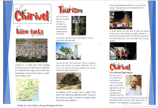 Tourism in chirivel