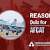 Reasoning Quiz for AFCAT and INET Exam