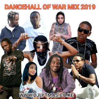 DJ LYTMAS - DANCEHALL MIX   FT VYBZ KARTEL/ALKALINE/TEEJAY/POPCAAN (APRIL - MAY  2019) EDITION