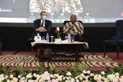 Kababinkum TNI: Aspek HAM Bukanlah Untuk Membatasi Aspek Strategi,Taktis Dalam Pelaksanaan Tugas Operasi