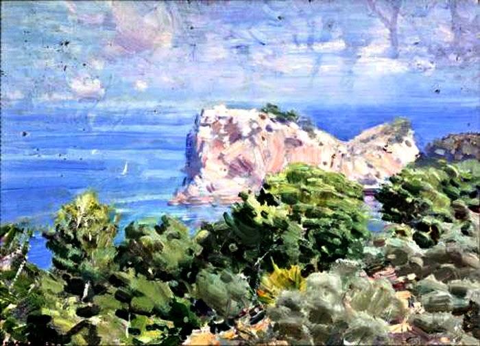 Mallorca en Pintura Ignacio Gil Sala 1913  2002