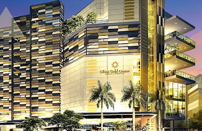 pusat jual beli emas di Indonesia