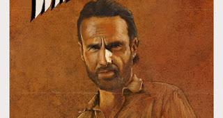 Klassische Filmplakate im Walking Dead Design