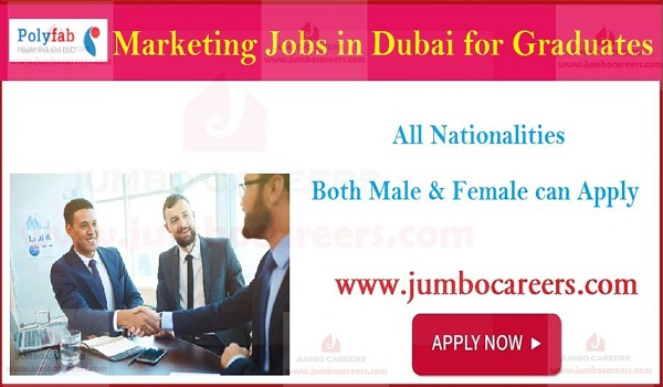 Recent jobs in Dubai with benefits, New job openings in UAE,