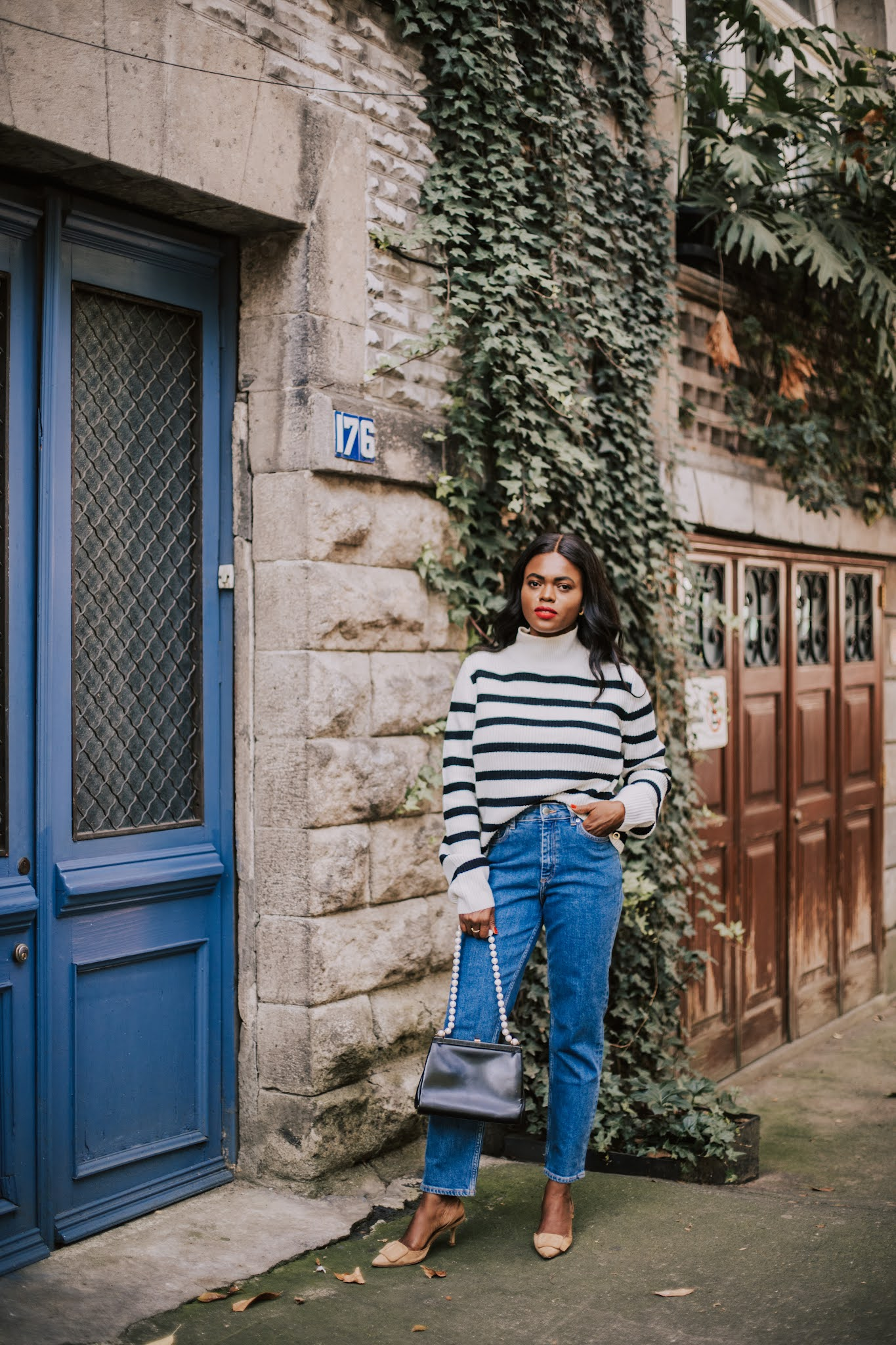 The Classic Sailor Stripe Sweater For Fall 2021
