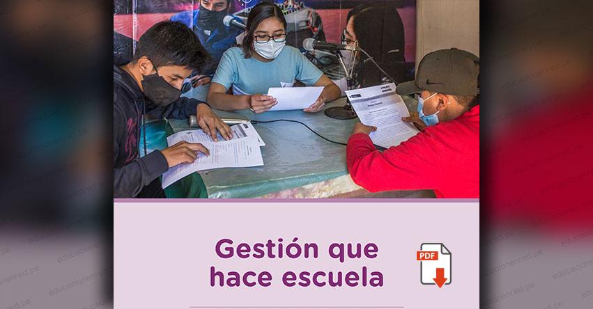 MINEDU: Catálogo Digital con Iniciativas Regionales y Locales de Gestión Educativa