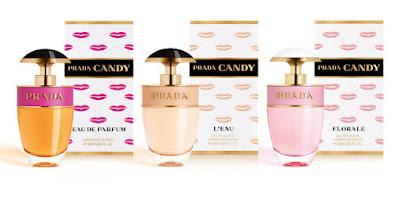 Prada Candy Kiss Florale