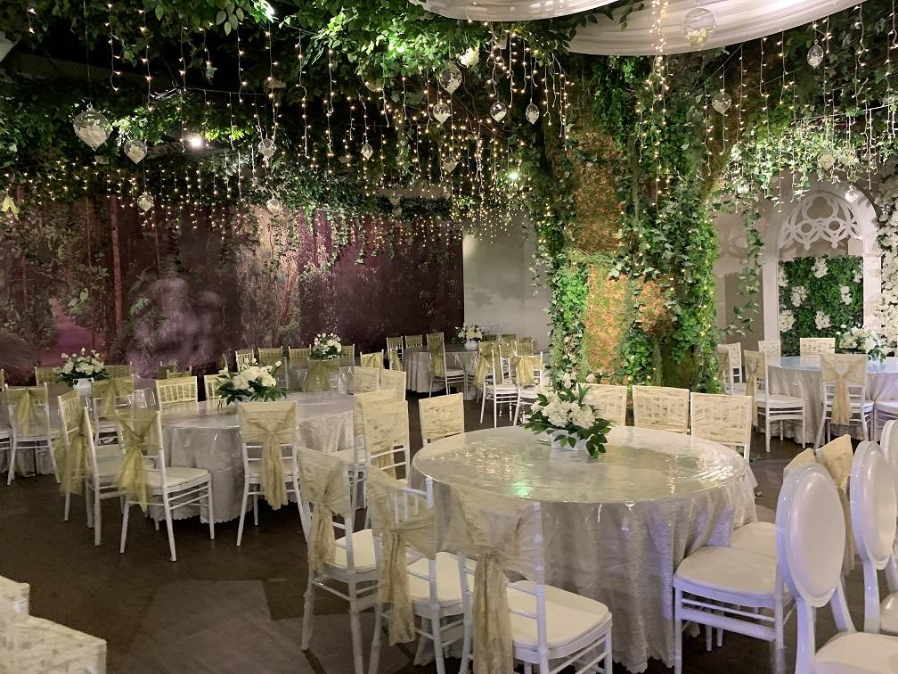 MAGICA Events & Functions Hall, Magica Subang, Pakej Perkahwinan murah di Selangor, Wedding Package in Selangor, Rawlins GLAM