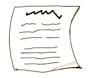 teks kertas