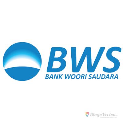 Bank Woori Saudara Logo Vector
