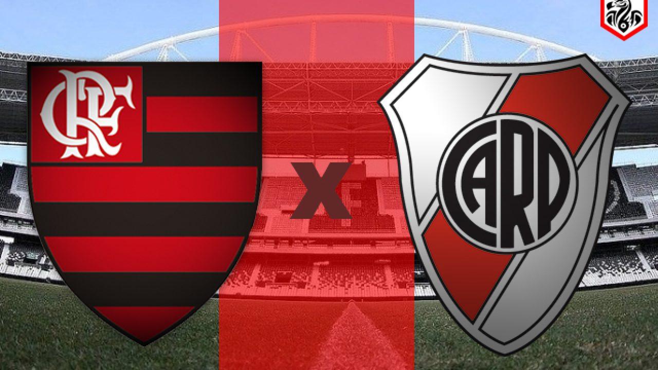 Assistir Flamengo x River Plate ao vivo