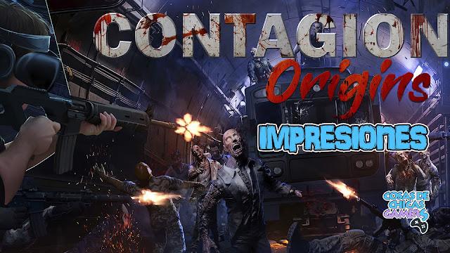 Impresiones Contagion - Virtual Arena