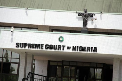Breaking :Supreme Court Hands Over Zamfara Governorship To PDP,Nullifies Elected APC Candidates At All levels