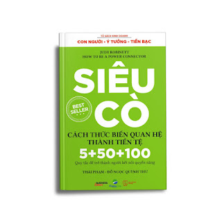 Siêu Cò – How To Be A Power Connector ebook PDF-EPUB-AWZ3-PRC-MOBI