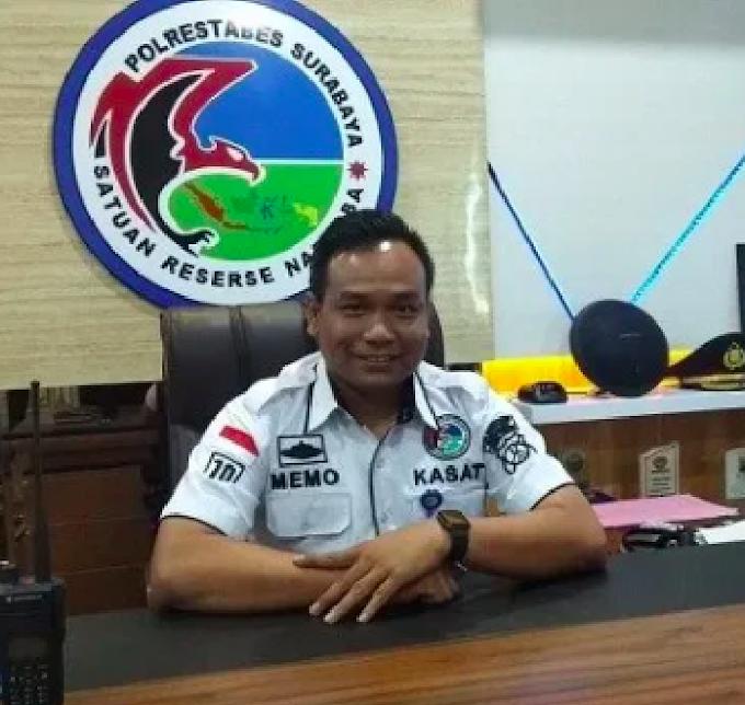 AKBP Memo Ardian Terima Penghargaan Dari Gubernur Jawa Timur