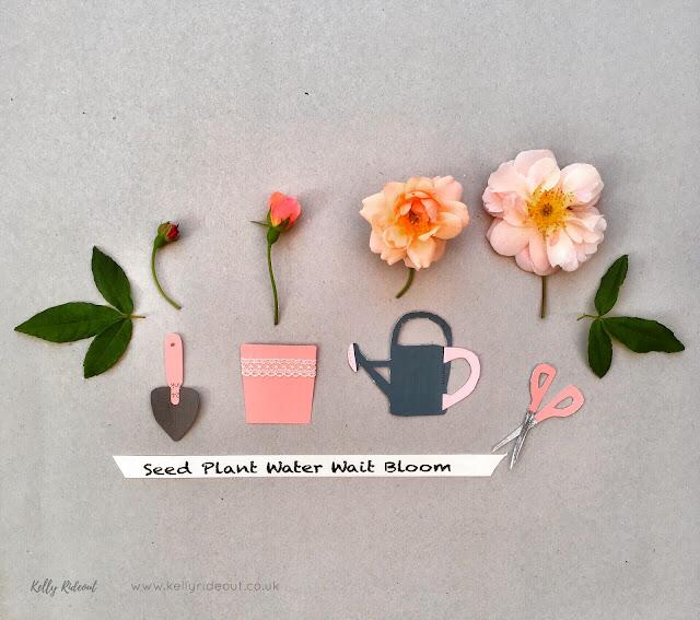 Handmade design flowers and gardening