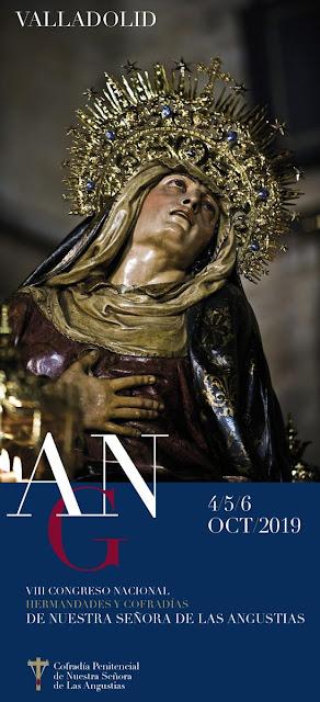 Nuestra Señora de las Angustias saldrá en Procesión Extraordinaria el 6 de octubre en Valladolid