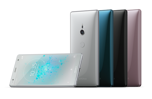 MWC 2018: SONY announces Xperia XZ2