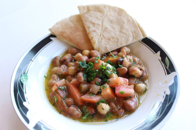 Ful medames, Syrian style