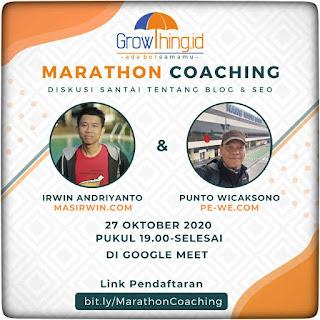Maraton coaching 3