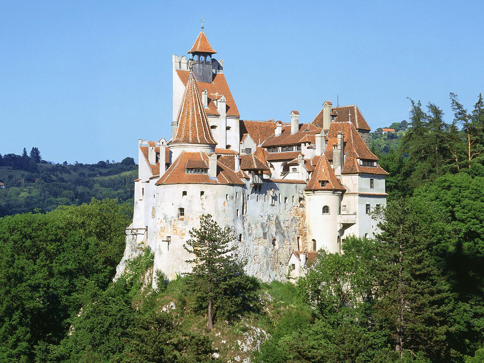 draculas castle bran transylvania - photo #22