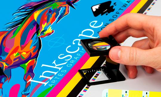 Inkscape en las Artes Gráficas