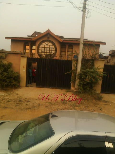 Son Stabs Father, Barr. Okhide & Wife, Toyin To Death