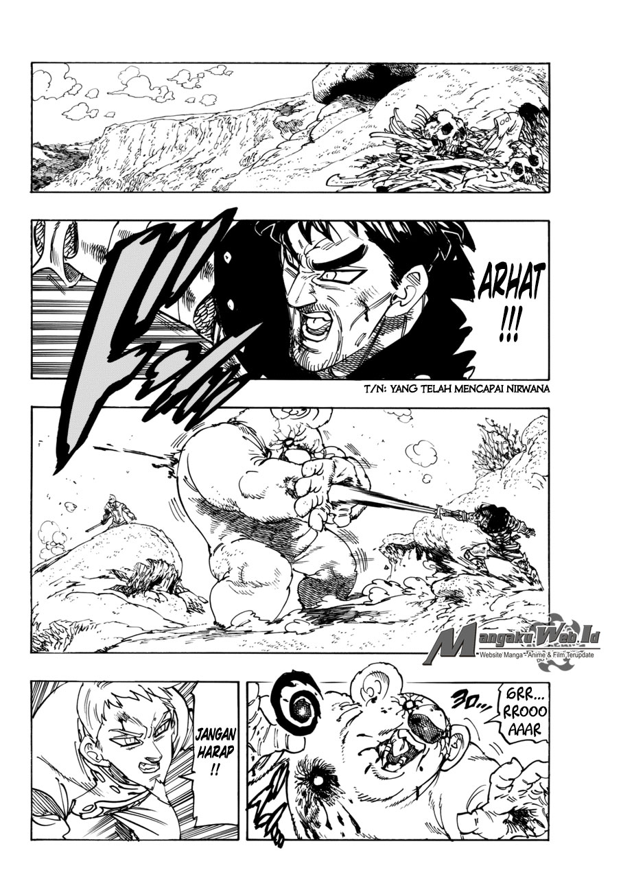 Nanatsu No Taizai Chapter 244-3