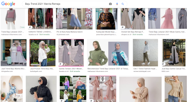 Cara Mengetahui Baju Trend 2021 Wanita Remaja