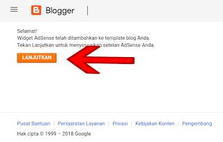 Cara Daftar Google Adsense Blog Bahasa Indonesia Agar Cepat Approve