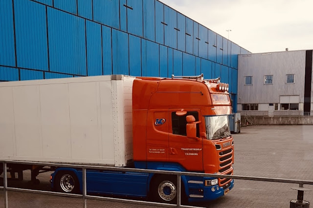Transportbedrijf Ton van Ewijk Culemborg