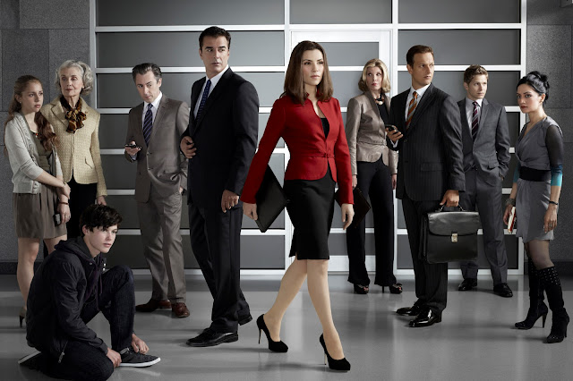 The Good Wife, noticias de tv
