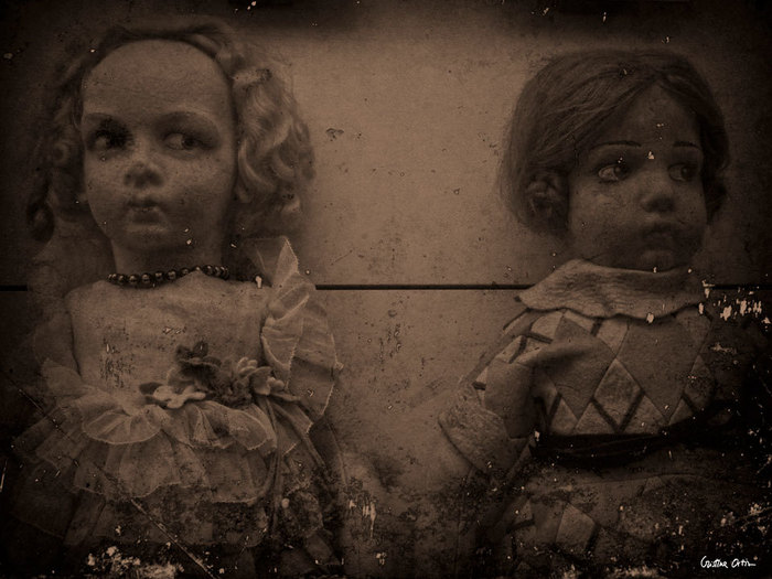 ©Cristina Ortiz - Memories II | Toys from the past. Fotografía | Photography