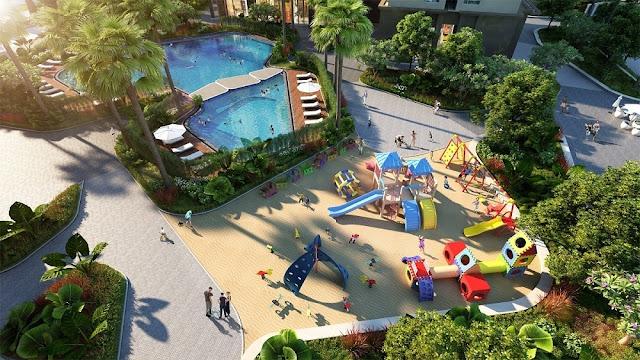 Kids Kingdom tại dự án The Terra An Hưng - Hà Đông