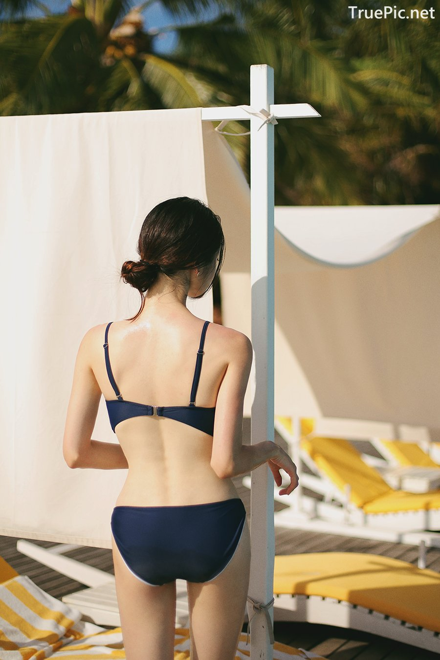 Image Korean Fashion Model - Jeong Hee - Bikini That Stained My Heart - TruePic.net - Picture-7