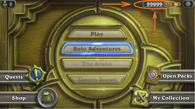 Download Free Hearthstone Game (All Versions) Hack Unlimited Gold,Dusts,Packs,Rank, Cheat Code 100% working and Tested for PC, PS4 And XBOX,MAC,MOD, Trainer,MAC,Ipad,XBOX360,PS3,PS4,PSP