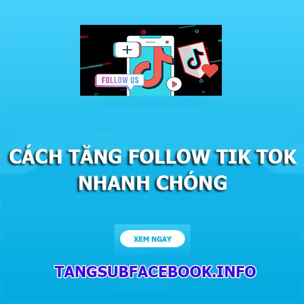 tang follow tik tok