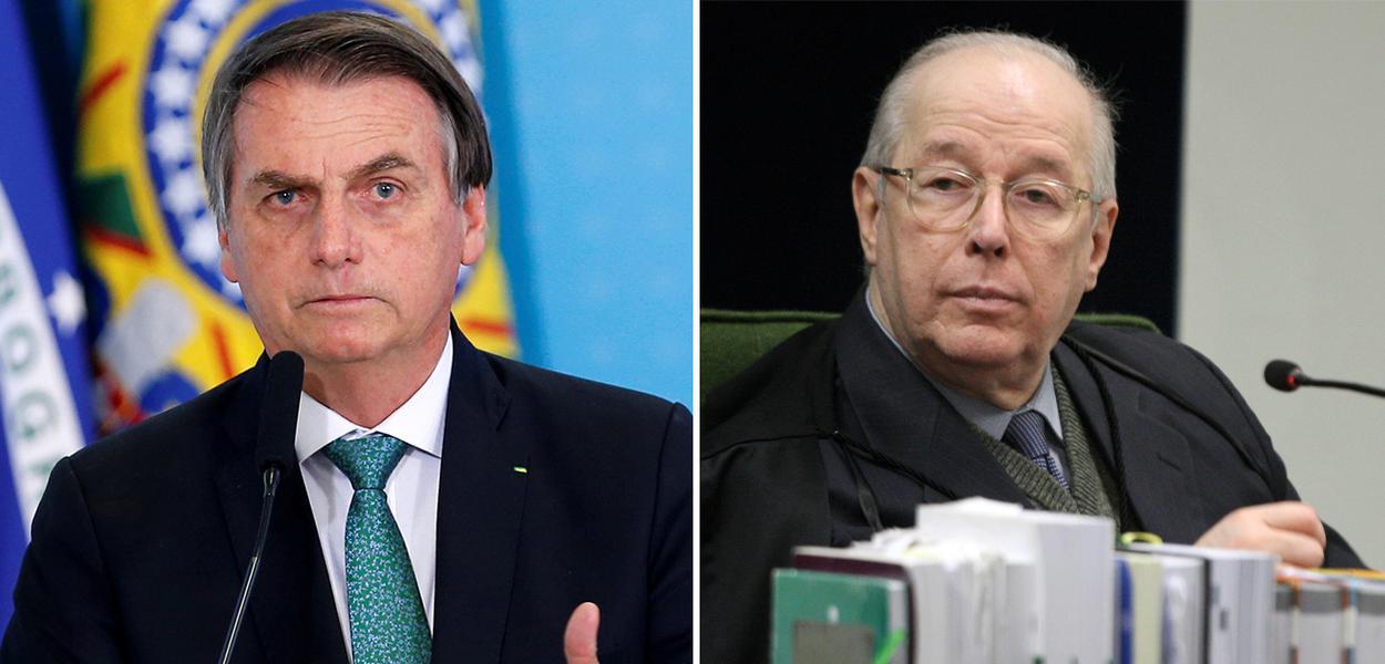 Bolsonaro   Celso de Mello