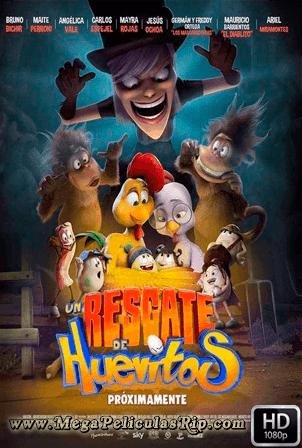 Un Rescate De Huevitos [1080p] [Latino] [MEGA]