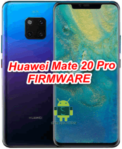 Huawei Mate 20 Pro LYA-L29 Offical Stock Rom